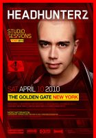 Studio Sessions Poster by ruudvaneijk