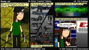 Game on: FPS Problems by Gamers-Gear
