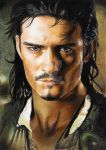Will TURNER (Orlando BLOOM) by Sadness40
