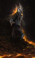 The Silmarillion - Morgoth by Spellsword95