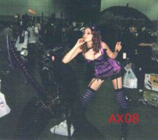 AX08 not sure what there from by skullmunky