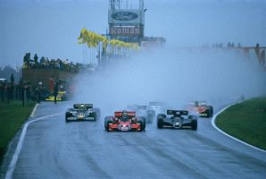 1977 Belgian Grand Prix Start by F1-history