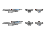 USS Enterprise E by 635k