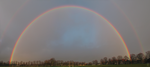 Rainbow after a Storm by nouvellecreation