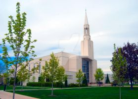 LDS Ogden Tabernacle by creativelycharged