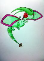 #330 - Flygon by GTS257-CT