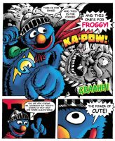 SUPER GROVER by Eggplantm
