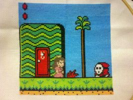 Super Mario Brothers 2 Square (Finished) by HiddenWithin