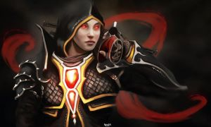 Demon Hunter by tasiorts