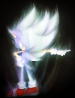 Hyper Sonic by naomithecat1