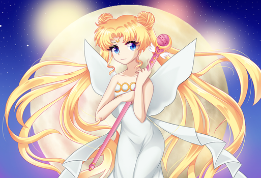 Neo Queen Serenity by DehSofa