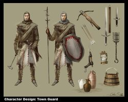Concept Art Character 2 by alxcote