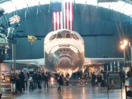 Space Shuttle Discovery by TheRPMKid