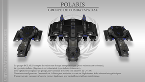Stargate Polaris Task Group A2 by ZizZgfx