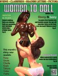 Women To Doll, March 2016 by LeticiaLatx