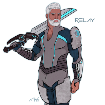 Team Dazzler: Relay by Lightengale