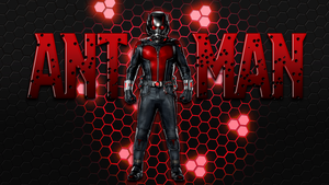 Ant-Man by MrRearm