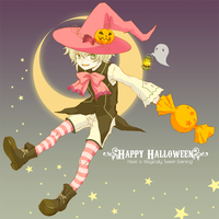 Late Halloween Wish by natsumec