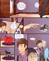 6xl Event 1- Page 1~ by SunoWolf