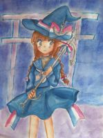 Wadanohara and the Great Blue Sea by Frogberri