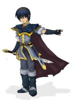 SSBB marth by blackk49