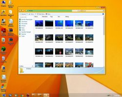 Windows 8 theme for vista by Ravindutharuka
