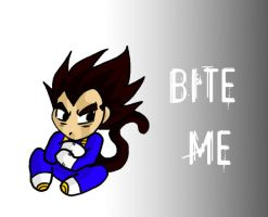 BITE me by Dbzbabe