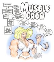 Muscle Grow 04 by MUS1969