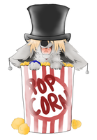 POPCORNS! by Haddonfielder