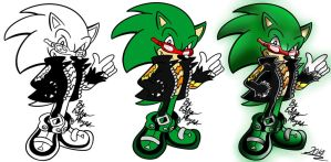Inks to Color - Scourge by supersonic210