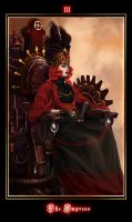 III The Empress by Kromnz