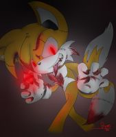 Tails doll: completed by Georgie-Kovacs