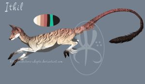 Adopt Auction: Original Creature Ithil (CLOSED) by Tricksters-Adopts