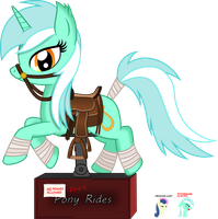 Lyra the Pony...Ride by Farminilla