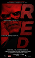 RED - with him, or against him. by YuppoGFX