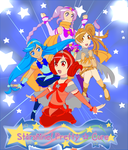 Starshine Pretty Cure by Lady-Moth