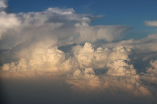 Over the clouds Stock 16 by Malleni-Stock