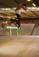 Jimmy - Back smith by Obscurity-Doll