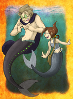 CC: Under the Sea? by forte-girl7
