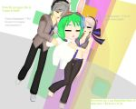 Dell Haku, I Don't care if you're Drunk.. -GUMI by VocaGUMImegpoid