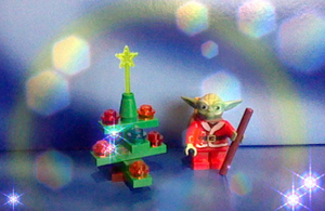 Yoda Christmas by VATalbot