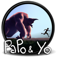 Papo and Yo - Icon by Blagoicons