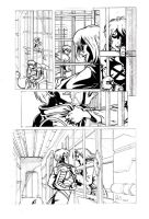 X-men page2 by ritam