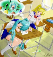 Time for School by Paskiz