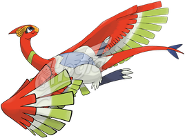 Sugimori-styled Hogia by Hogia