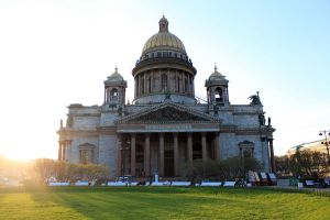 st.Isaac Cathedral by KS85