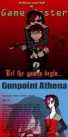 GM-OCT: KP and Athena Ref by KiaraLPhoenix