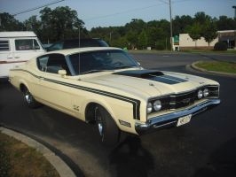 1969 Mercury Cyclone CJ 428 by Shadow55419