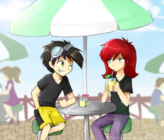.:Lemonade:. by firehorse6