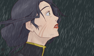 [Request] Lin Beifong 2 by SBTrulz